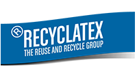 Recyclatex logo - Recyclatex The Reuse and Recycle Group